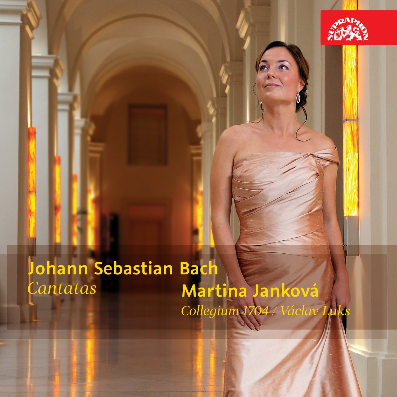 Amber Bach cantata bwv 51 - discography part 9: complete recordings